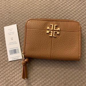 Tory Burch Ivy Zip Wallet